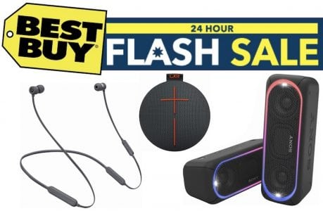 Deals: Best Buy Flash Sale, 10% Off iTunes Cards at Target, and New Anker Discounts
