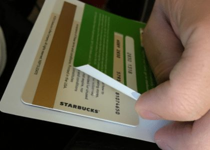 Detecting Cloned Cards at the ATM, Register