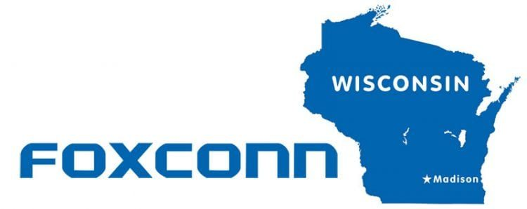 Foxconn's Wisconsin Plant Pivoting From Large to Small-Medium Displays in Cost-Cutting Measure