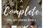 Freezer Meal Pro Membership (Access to 200+ freezer recipes) for $62.99, today only!