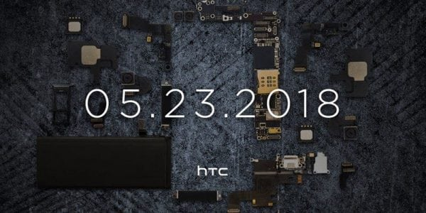 HTC Shares Teaser for New Phone That Inexplicably Features iPhone 6 Parts [Updated]