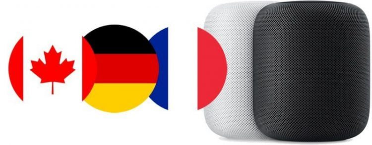 HomePod Can Now Read the News in Canada, France, and Germany, Where the Speaker Launches Monday