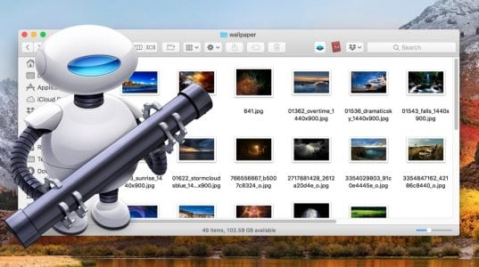 How to Quickly Resize Images on Your Mac Using an Automator Service