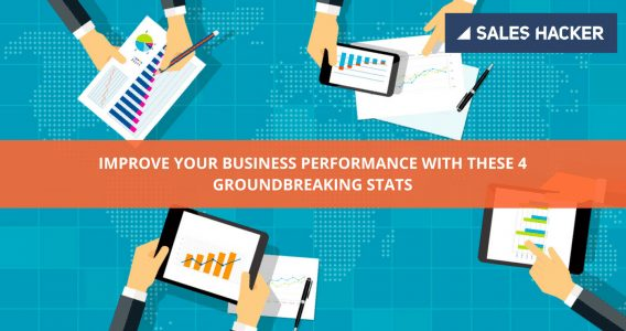 Improving Business Performance in 2018: 4 Stats That Impact Revenue