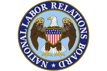Is the NLRB Sinking in Place?