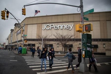 JC Penney CEO responsible for marketing cuts leaves for Lowe's