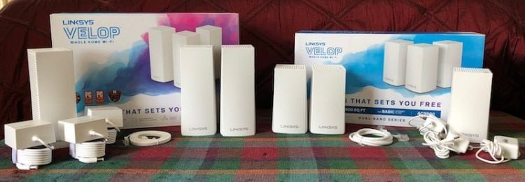 Linksys Aims to Fill Apple's AirPort Void With Cheaper Dual-Band Velop Mesh Wi-Fi System