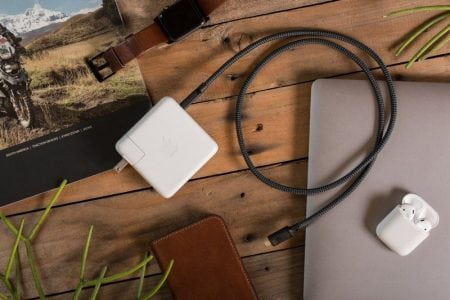 MacRumors Giveaway: Win a Rugged 100W USB-C Cable From Nomad