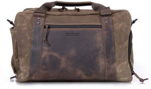 MacRumors Giveaway: Win an Atlas Executive Athletic Holdall From WaterField Designs