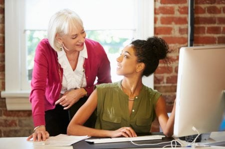 Mentors also Benefit from Mentorship Programs