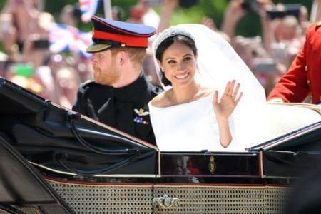Monday Wake-Up Call: GDPR is almost here (so read about the #RoyalWedding to procrastinate)