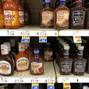 My $30 Kroger Stock-Up Shopping Trip (I got great deals on laundry detergent and barbecue sauce!)