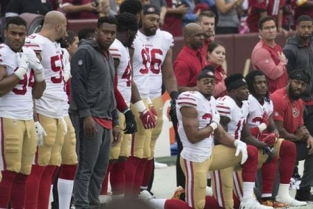 NFL announces rules requiring players to stand for anthem