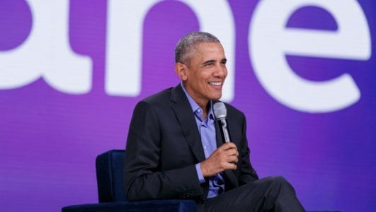 Obama: Why Silicon Valley and US government need to buddy up