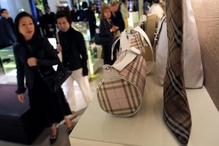 Plaid fight: Burberry sues Target over that trademark check