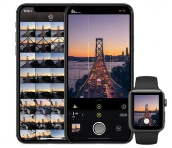 Popular Camera App 'Halide' Gains Apple Watch App, Self-Timer and More