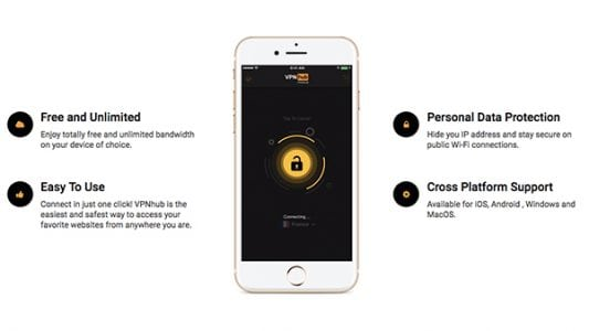 Pornhub Launches Its Own VPN Offering Free, Unlimited Bandwidth
