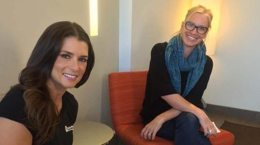 Q&A with Danica Patrick [video]