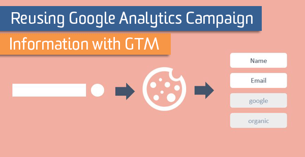 Reusing Google Analytics Campaign Information with Google Tag Manager