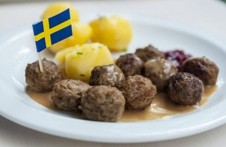 Sweden Officially Reveals It Is Not The Origin Country Of Swedish Meatballs