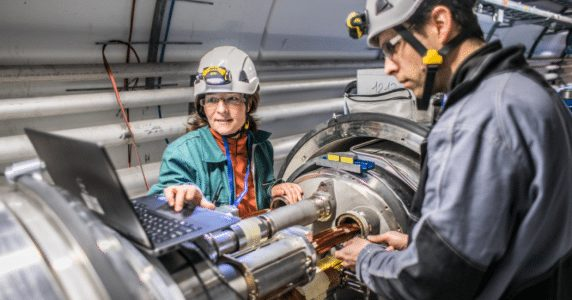 Technicians and Engineers @ CERN: Working in a Place Like Nowhere Else on Earth