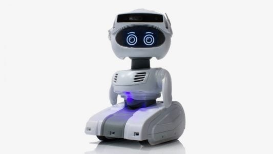The crowdfunded Misty II robot can be coded to do almost anything