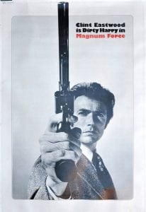 The iconic film posters of Bill Gold