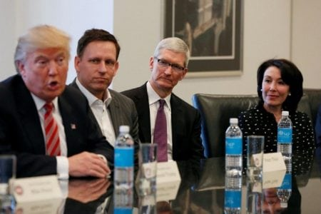 Tim Cook Told Donald Trump China Tariffs Are 'Not the Right Approach' in Recent Meeting