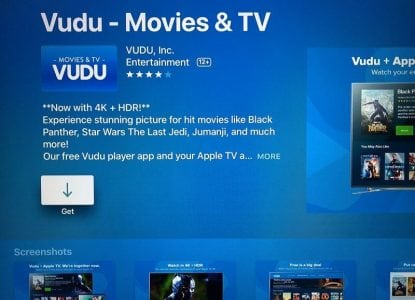 VUDU Adds UHD Support for Apple TV so You Can Stream Disney Films in 4K