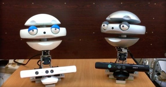Video Friday: Andy Rubin on Robotics, Dynamic Exoskeleton, and Two Robot Heads