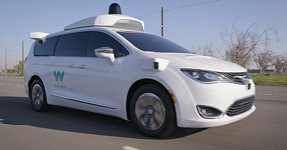 Waymo Filings Give New Details on Its Driverless Taxis