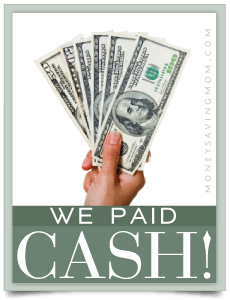 We Paid Cash: A Trip For Our Family of 8!
