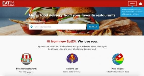Promote Your Restaurant Business Eat24