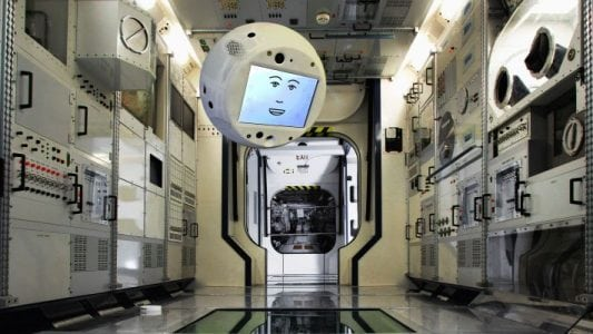 A robotic astronaut named CIMON is on its way to the ISS
