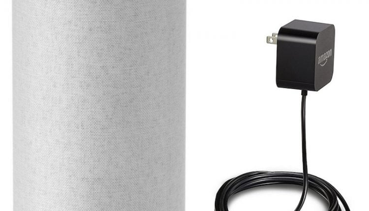 Amazon Working to Further Lessen Reliance on Power Cords for Future Echo Speakers