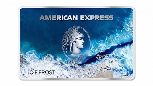 American Express Creates Its First-Ever Card Made From Upcycled Ocean Plastic