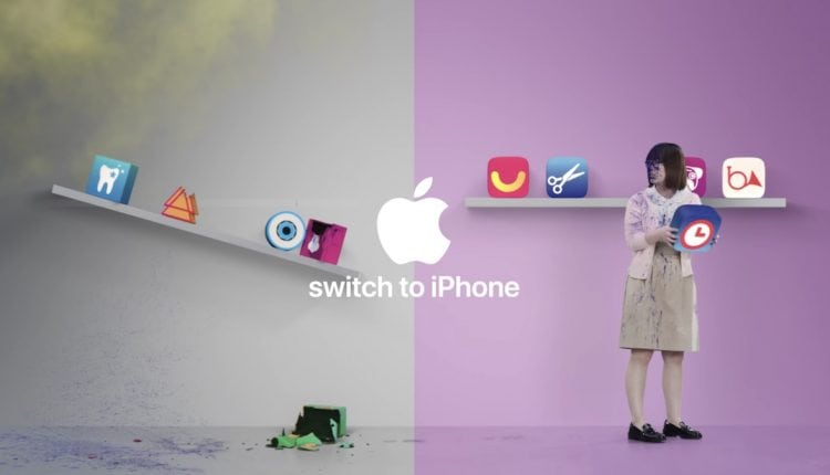 Android Switchers Represent 15-20% of iPhone Buyers, Tend to Opt for 'Plus' Models