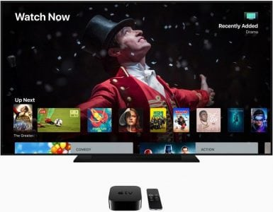 Apple Provides First Beta of tvOS 12 to Developers