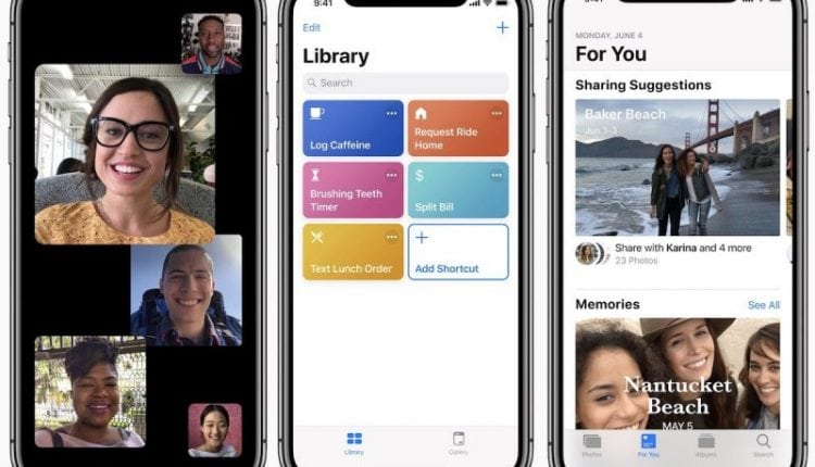 Apple Releases First Public Beta of iOS 12