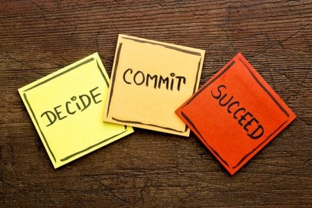 Being Overcommitted is a Sign of Being Uncommitted to Your Goals