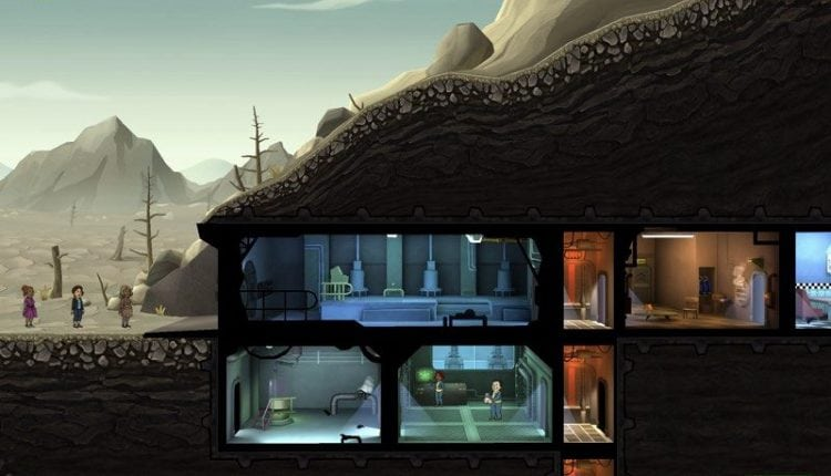 Bethesda Sues Warner Bros for Copying Fallout Shelter With New Westworld iOS Game
