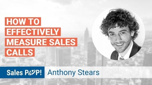 CRM and Measuring Sales Effectiveness in Calls