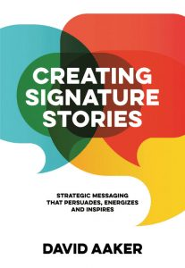Create Your Signature Story with David Aaker