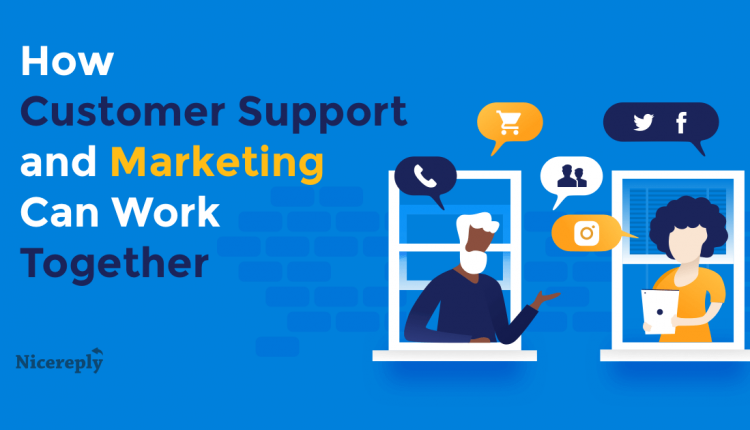 Customer Service and Marketing: Can Two Different Areas Work Together?