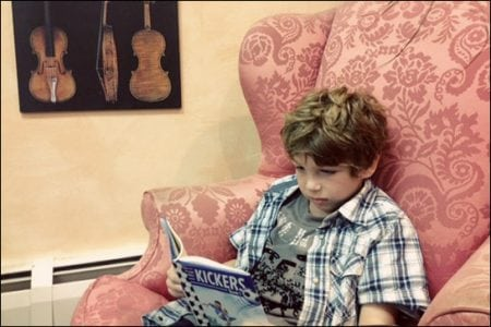 Do you read a lot? Then you might have dyslexia.