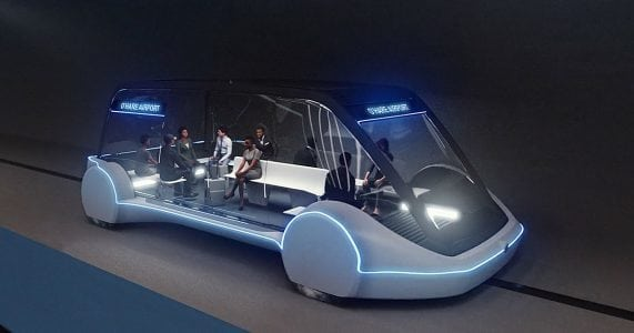 Elon Musk's Boring Company Wins Chicago High-Speed Transit Contract