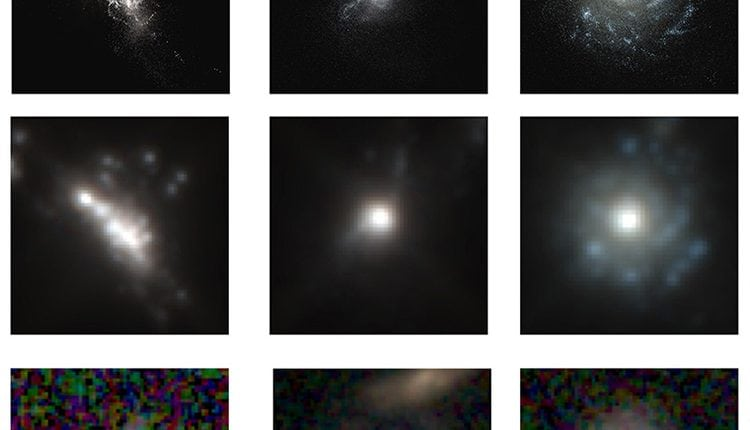 Face recognition for galaxies: Artificial intelligence brings new tools to astronomy | Tech News