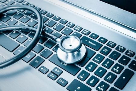 Health news site targets community, but draws employees