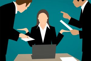 How To Combat Unacceptable Behaviour In The Workplace