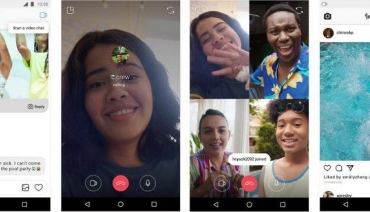 Instagram Gains Group Video Chat, Redesigned Explore Tab and New Camera Effects